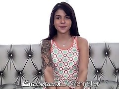 CastingCouch-X - Sadie Pop baise agent en premier porno