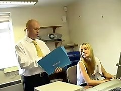 Teenage Secretary Obeys