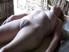 Maduro Buceta Massagem