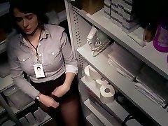 adolescent secretaire voyeurisee masturbation honteuse