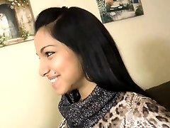 חמוד הודי נערה בפעם הראשונה - your-cams.com