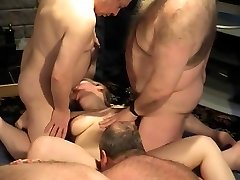 Bears at swingers party