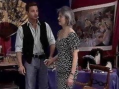 vroče Stare Dame Extreme - francoski - grannies
