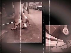 High high-heeled shoes fantasy