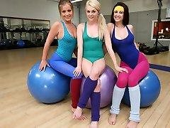 Ajouter Trio dans cette séance de yoga