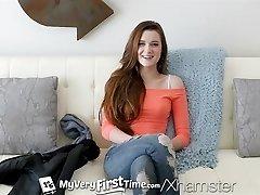 MyVeryFirstTime - Alex Mae difficile première expérience anale