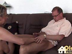 Zu dritt mit dem Nachbarn
