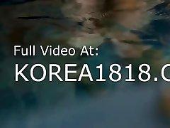 krásne kórejský nahá bohyňa