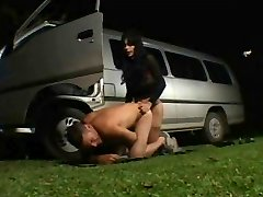Getting Fucked By The Truck