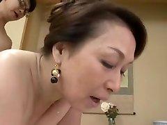SOUL-38 - Yuri Takahata - Principal Elder Woman Cherry
