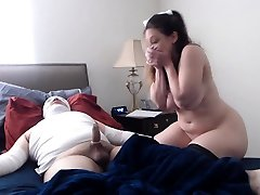Cougar Nurse in Stockings Gives Her Patient A Xxx Fuck