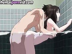 Hot Velike Prsi Pohoten Sexy Telo Anime Del 4