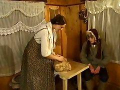 Vroče hlače za moje ruske teen