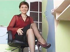 femeie fantastică kirsty