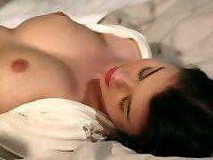 neverjetno pornstars lucy li, martin v neverjetno srednje joške, cumshots xxx scene