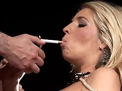 kajenje milf jaha lepega tiča