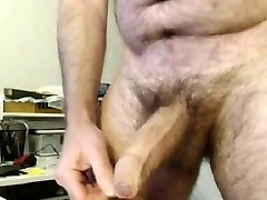 HAIRY Dad BIG THICK Uncircumcised BEAUTIFUL COCK