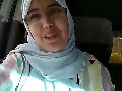Hijab mom ass dounia blemasass