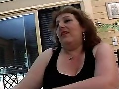 FRENCH MATURE n52b 2 anal grandmothers moms with 2 junior men