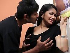 Teenie Female Enjoying With Psycho Priyudu - Romantic Short Films