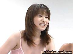 Ann Nanba Super-fucking-hot Japanese babe in hardcore