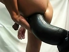 Giant dildo compilation
