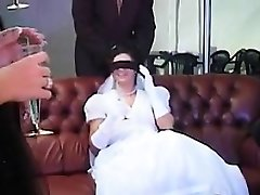 New Bride Pounded By Multiple Cocks