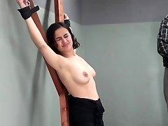 Yasmeena's breast flagellating 2212