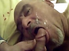 Silver not daddy cub blowjob 12