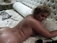 Antique Brit Stevie Taylor Gets Her Asshole Reamed