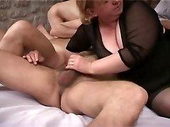 grosse salope et bisexual