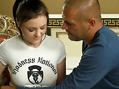 Lovesome sweetie stretches mouth-watering snatch and gets devi57zOU