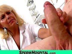 Wicked lady lékař Koko cfnm nemocnice honění