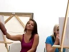 Umění třídy, nemůžu se soustředit, protože kohout