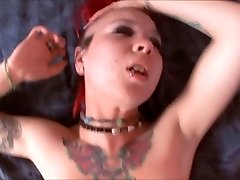 Punk Teen Tara Gets POV Cock