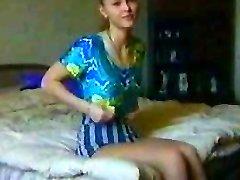 Russian Teen First Time