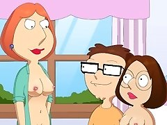Family Guy xxx parody1