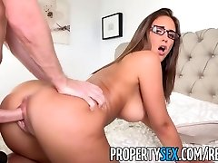 PropertySex - Boat captain fucks fine real estate agent at condo showing