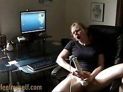 Real Girl: Real, Hot Orgasm