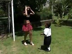 Little Midget Vs Monica Mattos