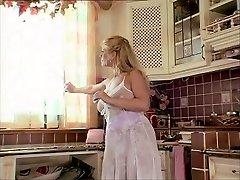 Sexy Duitse Blonde Moeder
