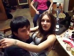 Russische tieners partij