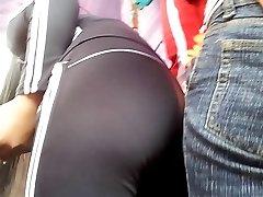 Nice ass grope