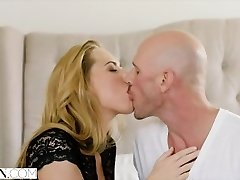 VIXEN Hot assistant Carter Cruise Lets her Boss Do Whatever he Wants to her
