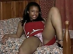 British Ebony Mechelle 2