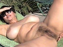 Fabulous Milf Persia Stripping By TROC