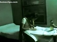 Indian Teacher Fucking his Student