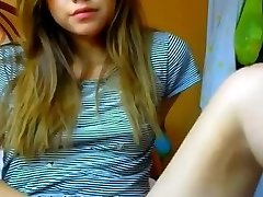 First Time Webcam Masturbate - CamForPorn.com - 14 min