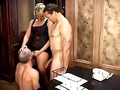 Wife Likes Husband Sucking Cock