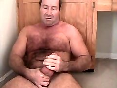Carolina Jim musclebear dad jackoff hirsute chest bear